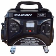 Бензиновая электростанция LIFAN S-PRO 1000