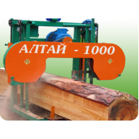 Станок ленточнопильный «Алтай-1000»